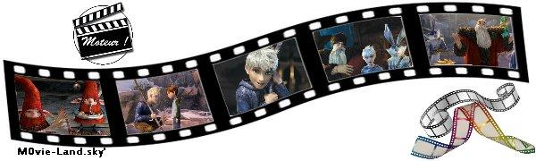 Dessin Animé :  Les cinq Légendes ► 2012 ◄