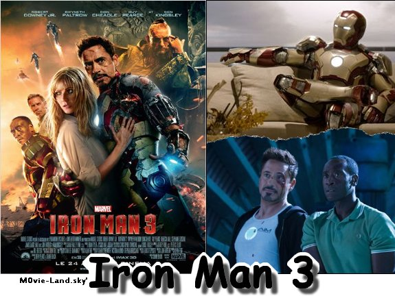 Film :  Iron Man 3 ► 2013 ◄