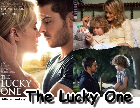 Film :  The Lucky One ► 2012 ◄