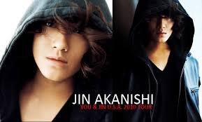 jin akanishi