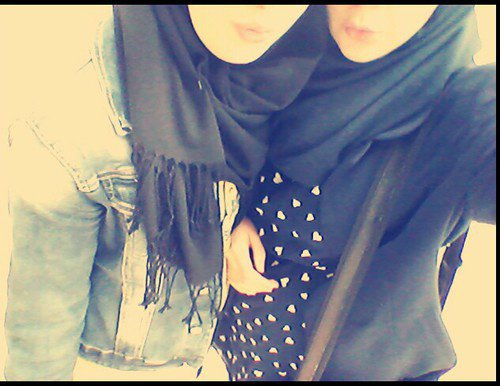 Very nice day with my B.F.F (my sister) :* <3