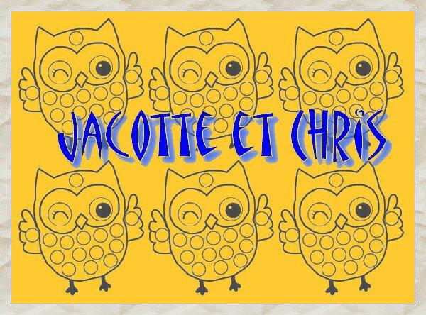 ---------------J'aime le Blog de Jacotte ------ Trop Chouette --------------