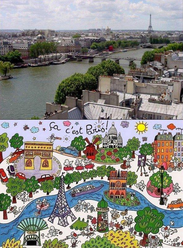 Paris sera toujours Paris...La plus belle ville du Monde. Paris sera toujours Paris..