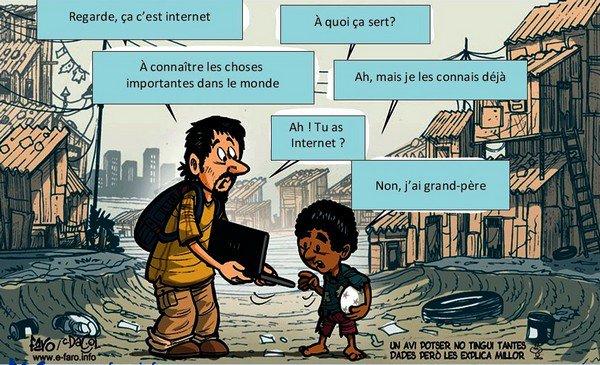 Une Terre Nette pour Internet