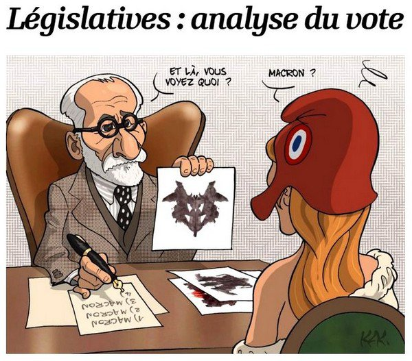 12 JUIN 2017 -- Analyse du Vote