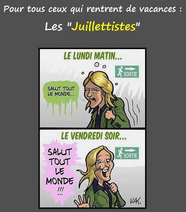 170803 -- Les Juillettistes