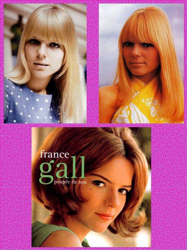 -- Hommage à France Gall -- 1 Vidéo --