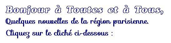 180209 -- Des nouvelles de Paris --