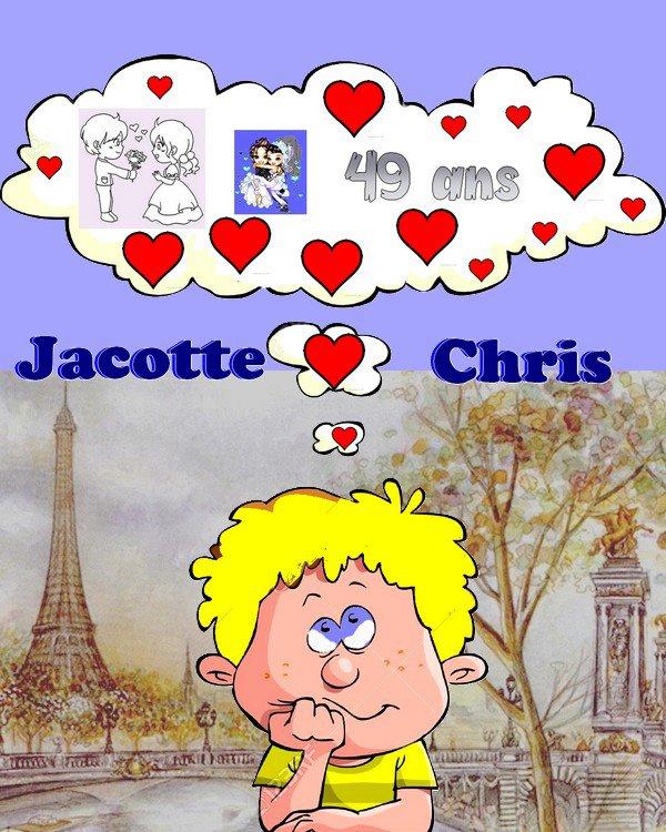 --   Bon Anniversaire Jacotte  --