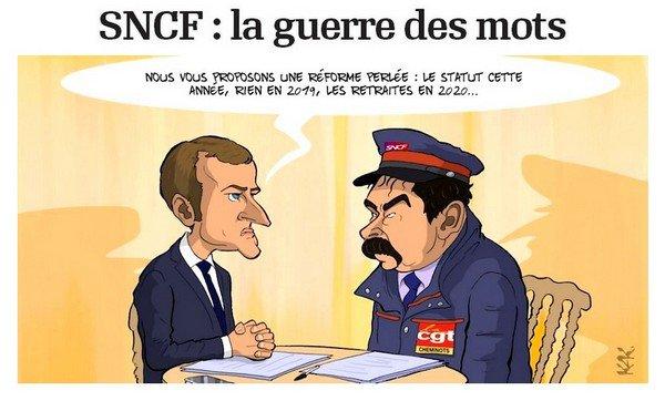-- SNCF : La Guerre des Mots --