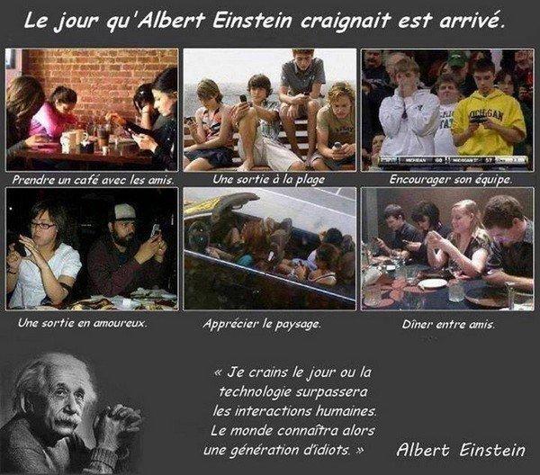 Albert avait raison -- La crainte d'Einstein