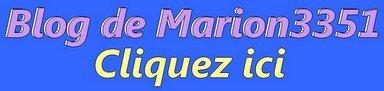 -- 10 Ans de Blog pour Marion3351 --