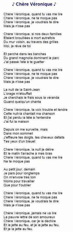 -- 4 Février 2019 -- Sainte Véronique -- Patronne des Photographes --