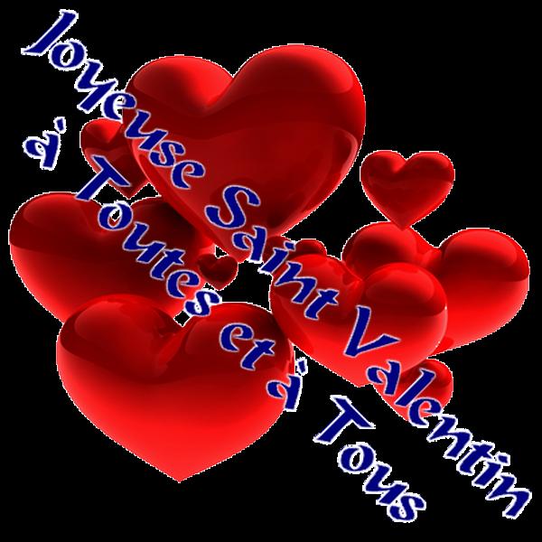 ♥♥ Quatorze Février 2019 ♥ Bonne Fête à Tous ♥♥