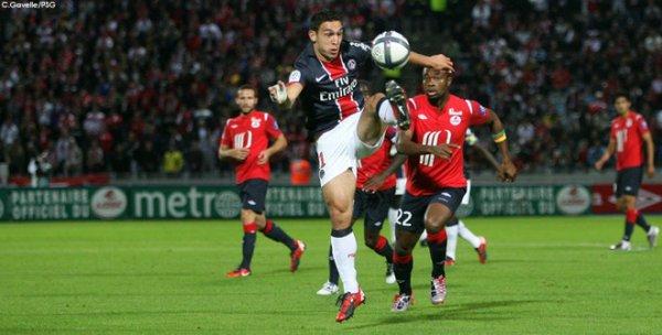 PSG-Lille