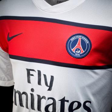 maillot extérieur  2011 - 2012