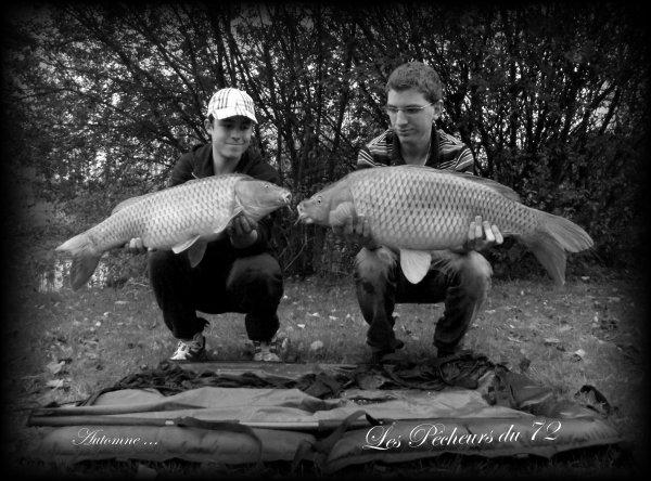 Le blog de pêche à la Carpe 2012