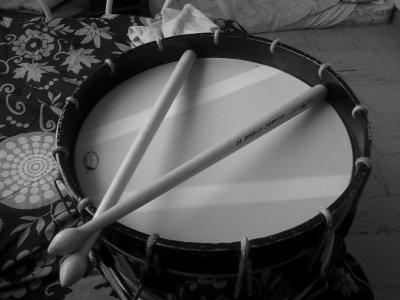 moi et mon tambour