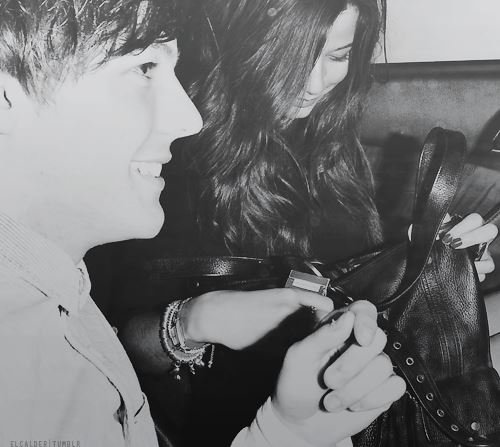 Louis et Eleanor.♥