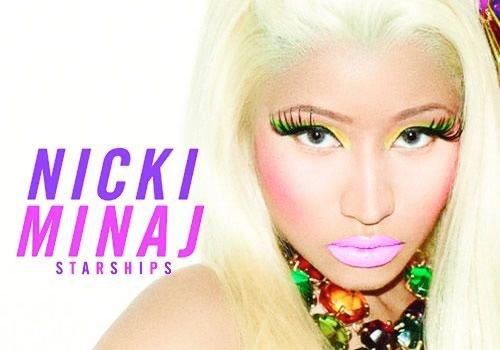 Nicki Minaj' - Starships  (2012)