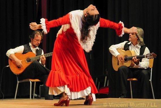 Voici le skyblog du groupe HECHIZO-flamenco sextet group