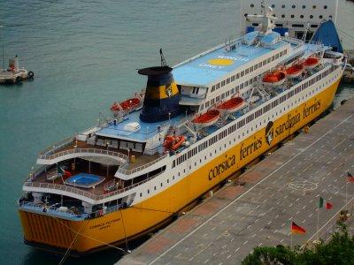 bateau c victoria corsica ferries