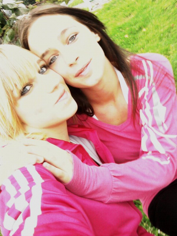 Olivia et Johanna