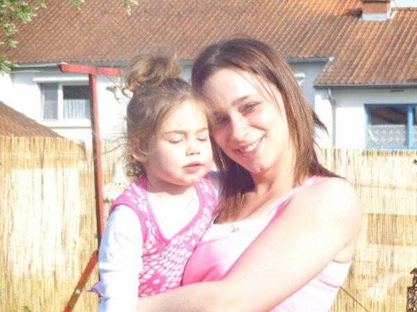 Ma  fille et petite fille