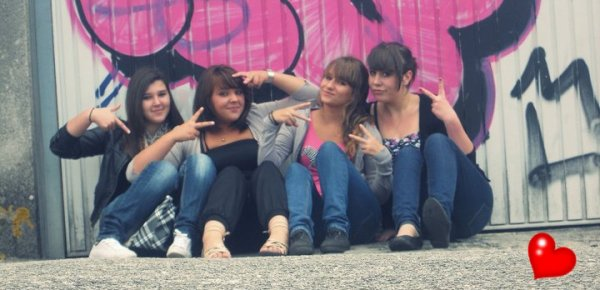 Les Girls ! <3