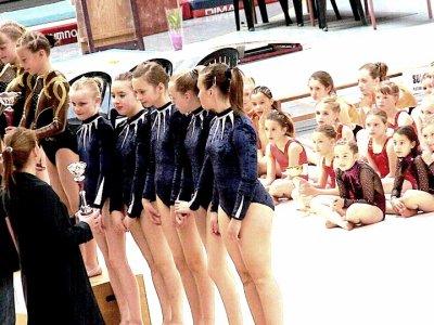 Gymnastique Artistique <3