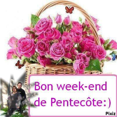 Week-end de la Pentecôte