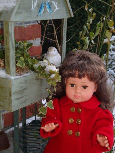mireille et le petit oiseau