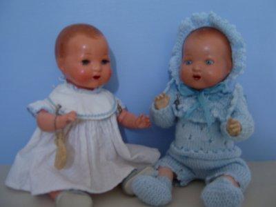 les petits cousins s'amusent ....