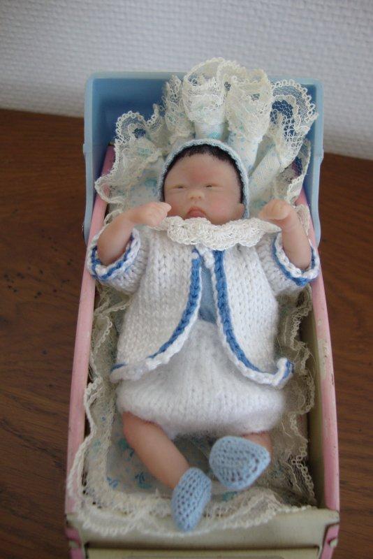 """voici  """"bao"""",délicieux petit  bonhomme de 10 cm ........."""