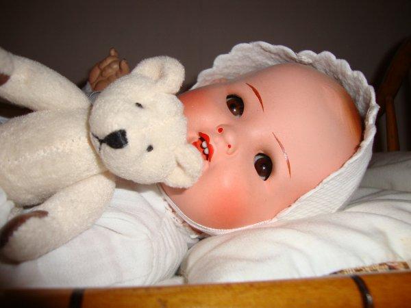bébé allemand en composition .