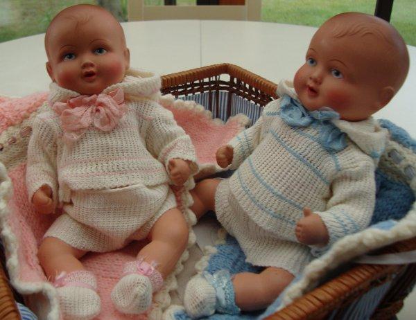 mes petits jumeaux vous souhaitent un bon week end.