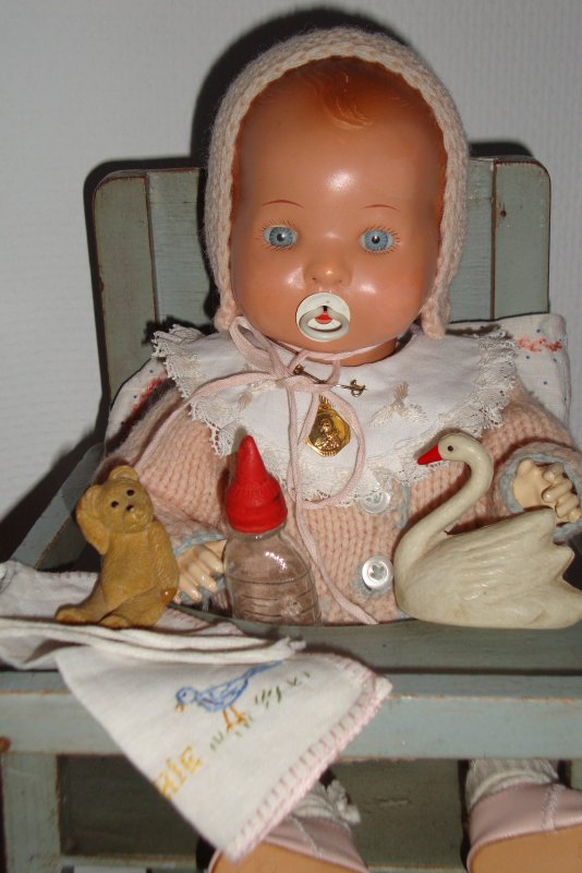 LE COIN DES ENFANTS......     LA POUPONNIERE.
