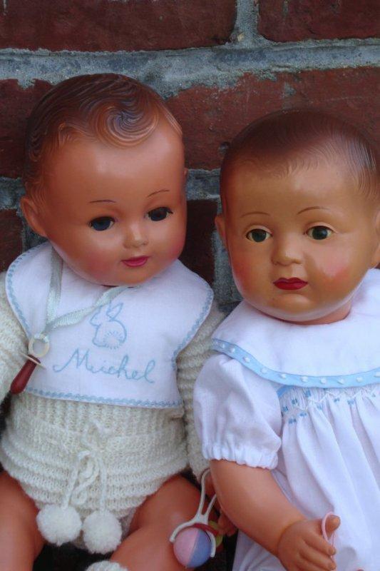 Deux beaux enfants......