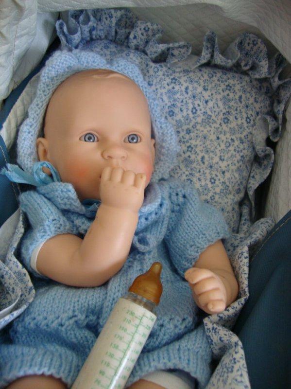 """Pour corolle passion.     """"bébé fripon """"."""