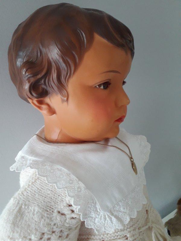 CLAUDINET, BEL ENFANT POTELÉ À SOUHAIT  .