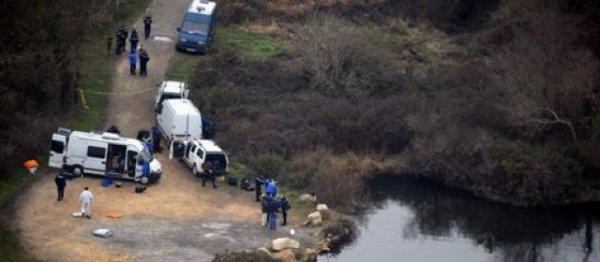 Le corps de Laëtitia retrouvé dans un étang : elle est morte étranglée
