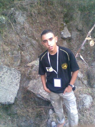 moi amazigh