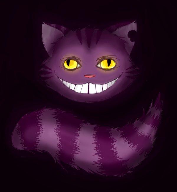 """Cheshire cat - Ou """"Putain de merde, enfin un nouvel avatar !"""""""