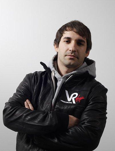 MARUSSIA VIRGIN RACING 2011 PILOTE N° 1: TIMO GLOCK. PILOTE N°2:.............................