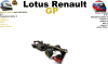 LOTUS RENAULT GP R31
