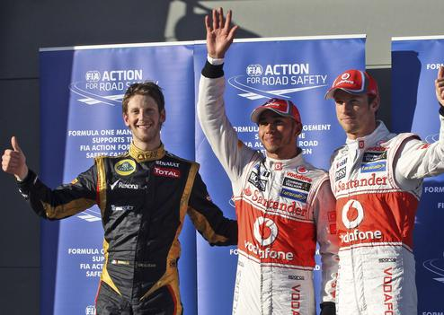 GP AUSTRALIE 2012