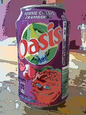 Canette Oasis Pour Le Plaisir   ^.^