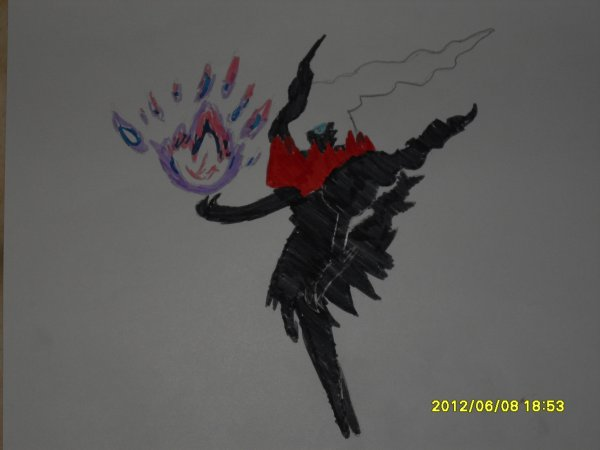 mes dessins pokemon