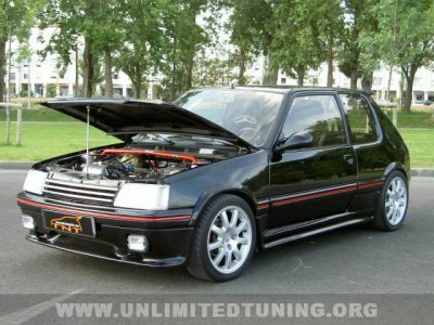 205 blog de peugeot 205 tuning. Black Bedroom Furniture Sets. Home Design Ideas
