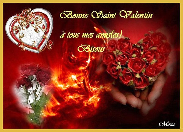 ❤️╰დ╮❤️╰დ  ❤️╰დ A VOUS TOUS MES AMIS(ES) JOYEUSE SAINT VALENTIN  ╰დ❤️╰დ  ❤️╰დ╮❤️